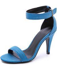 Nicholas - Fizz Ankle Strap Sandals - Lyst
