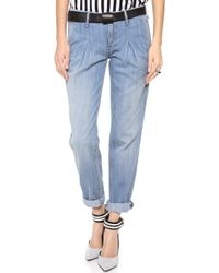 Robert Rodriguez - Rnd Denim Silver Screen Slim Chino Jeans - Lyst
