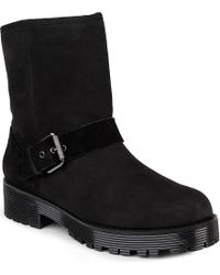 KG by Kurt Geiger Snow Suede Ankle Boots - Lyst