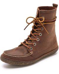 Seavees - 7 Eye Trail Boots - Lyst