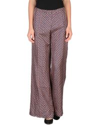 Elizabeth And James R Casual Trouser - Lyst