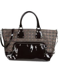 Ferrè Milano - Large Fabric Bag - Lyst