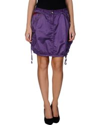 Napapijri - Mini Skirt - Lyst