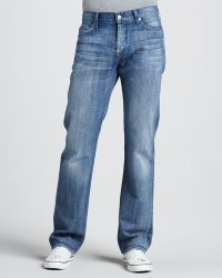 7 For All Mankind Standard Sunlit Waters Jeans - Lyst