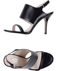 Kors By Michael Kors Highheeled Sandals - Lyst
