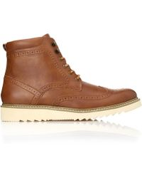 Forever 21 - Fresh Brogue Boots - Lyst