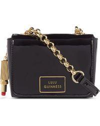 Lulu Guinness Verity Crossbody Bag - Lyst