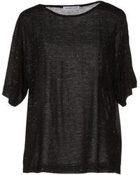 See By Chloé Short Sleeve T-Shirt - Lyst