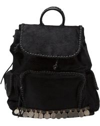Simone Camille - Silver Dot Backpack - Lyst