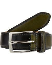 Bettanin & Venturi - Burnt Dress Belt - Lyst