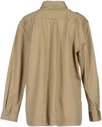 By Malene Birger Long Sleeve Shirt - Lyst