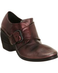 Marsell Metallic Monk Bootie - Lyst