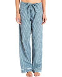 Steven Alan - Printed Pajama Pant - Lyst