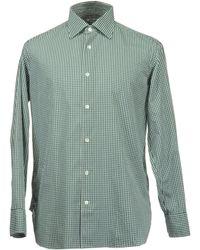 Tessabit Como - Long Sleeve Shirt - Lyst