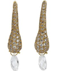 Ten Thousand Things - Diamond Briolette Earrings - Lyst