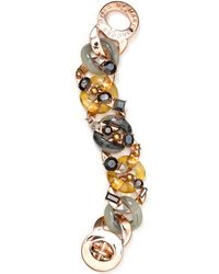 Marc By Marc Jacobs Embellished Exploded Katie Bracelet - Lyst