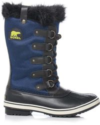 Sorel Tofino Nylon and Rubber Boots - Lyst