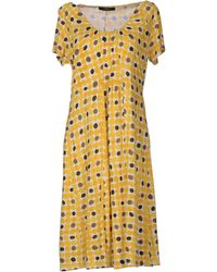 Weekend by Maxmara Kneelength Dress - Lyst