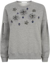 Matthew Williamson | Embroidered Sweatshirt | Lyst