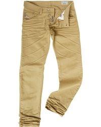 Diesel Darron 8qu Regular Slim Fit Jeans - Lyst
