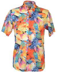 Humor - Short Sleeve Shirt - Lyst