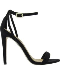 Asos Hampstead Heeled Sandals - Lyst