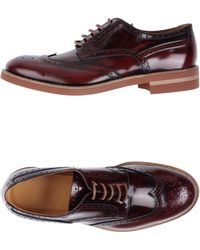 Doucal's Laceup Shoes - Lyst