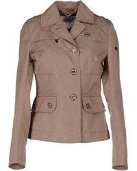 Geospirit Jacket gray - Lyst