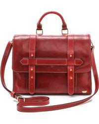 IIIBeCa by Joy Gryson Flap Messenger Bag - Lyst