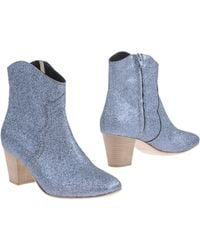 Luca Valentini Ankle Boots - Lyst