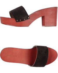 Suzie Mas High-Heeled Sandals - Lyst