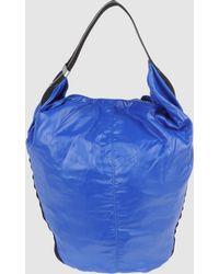 Adidas Slvr Large Fabric Bag - Lyst