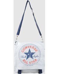 Converse - Large Fabric Bag - Lyst