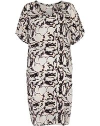 Day Birger Et Mikkelsen Day Posy Printed Dress - Lyst
