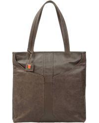 Giorgio Fedon - Large Leather Bag - Lyst