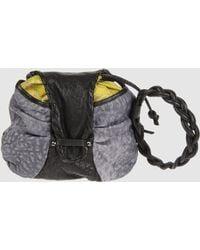 Imemoi Medium Leather Bag - Lyst