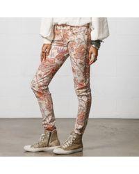 Denim & Supply Ralph Lauren Abia Skinny Jean - Lyst