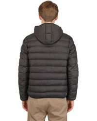 Colmar - Quilted Nylon Hooded Down Jacket - Lyst