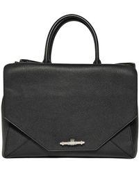 Givenchy Medium Obsedia Grained Leather Bag - Lyst