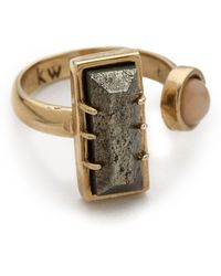 Kelly Wearstler - Richmond Ring - Lyst