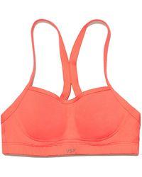 Victoria's Secret Vs Sport Angel Sport Bra - Lyst
