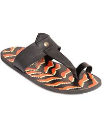 Vivienne Westwood Leather Sandals - Lyst