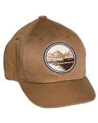 White Mountaineering - Dyed Chino Baseball Cap - Lyst
