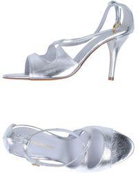 Luca Valentini High-Heeled Sandals - Lyst