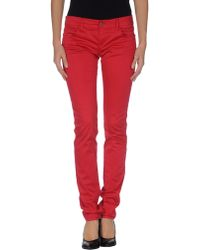 Armani Jeans Casual Pants - Lyst