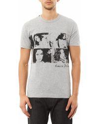 Dolce & Gabbana Monica Bellucci-print T-shirt - Lyst