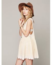 Free People Fp New Romantics Always Forever Tunic - Lyst
