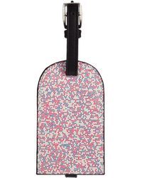 ASOS | Luggage Tag in Geo Glitter | Lyst