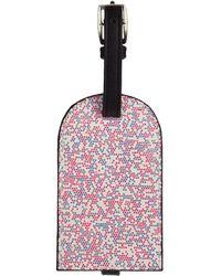 ASOS - Luggage Tag in Geo Glitter - Lyst