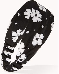 Forever 21 - Dainty Floral Headwrap - Lyst